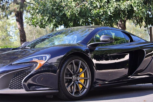 2016 McLaren 650S 2dr Conv Spider - Click to see full-size photo viewer