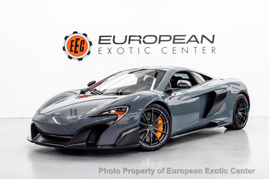 2016 McLaren 675LT 2dr Coupe - 18479217 - 0