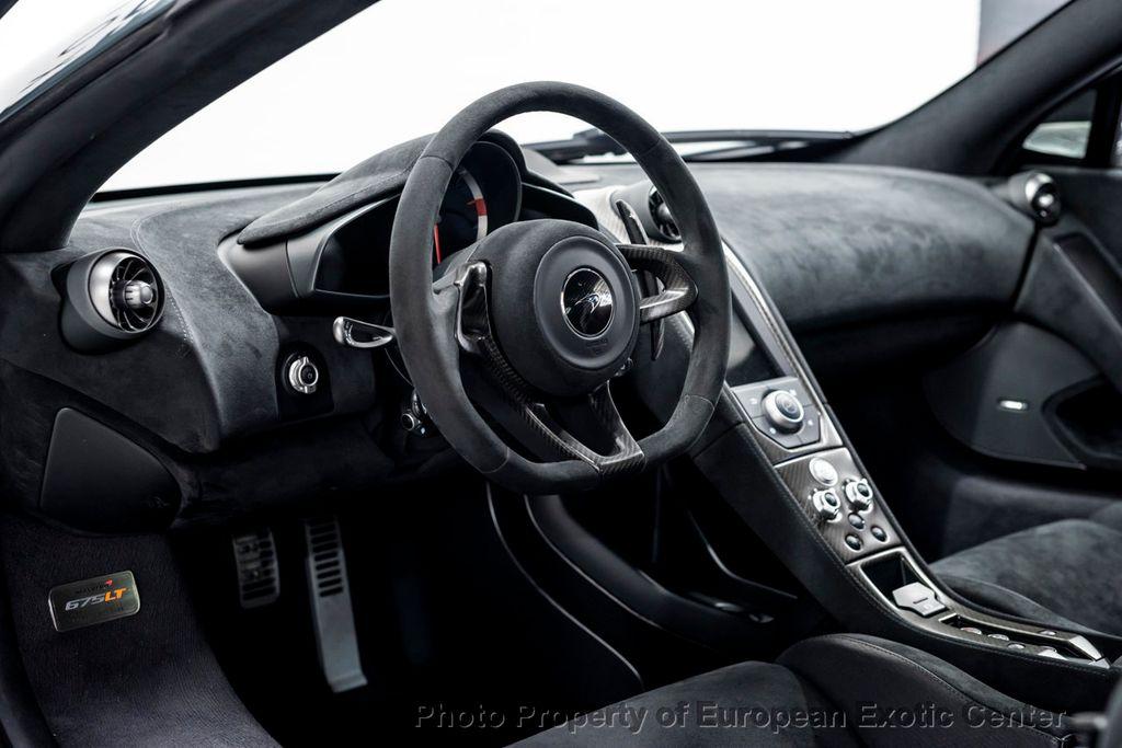 2016 McLaren 675LT 2dr Coupe - 18479217 - 17