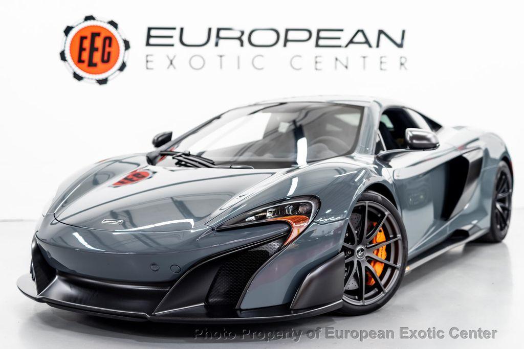 2016 McLaren 675LT 2dr Coupe - 18479217 - 34