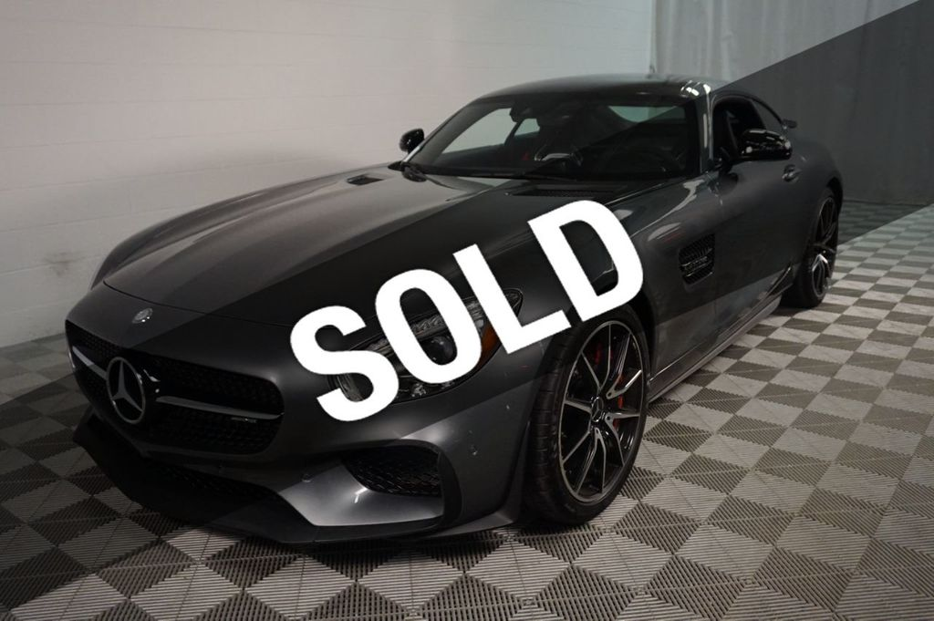 2016 Used Mercedes Benz 2016 Mercedes Amg Gt S At Kip