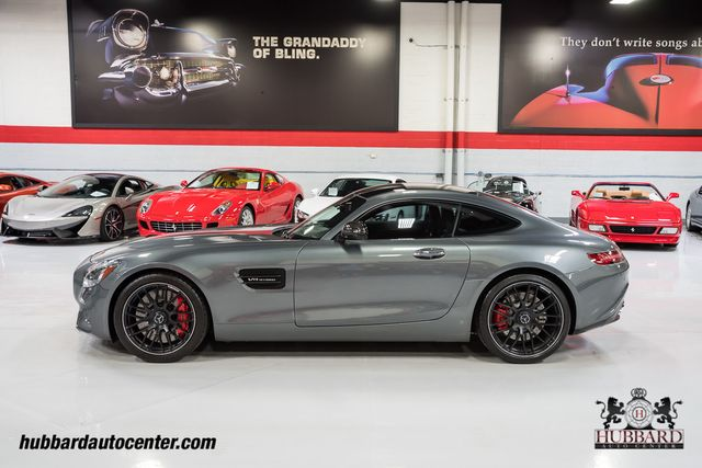 2016 Mercedes-Benz  Mercedes-AMG GT S 2dr Coupe - Click to see full-size photo viewer