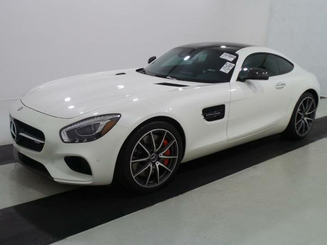 2016 Mercedes-Benz  Mercedes-AMG GT S 2dr Coupe