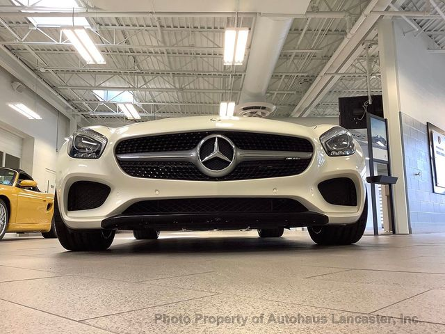 Autohaus Lancaster Pa >> 2016 Used Mercedes-Benz Mercedes-AMG GT S 2dr Coupe at Autohaus Lancaster, Inc., PA, IID 19986363