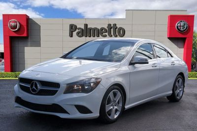 2016 Mercedes-Benz CLA