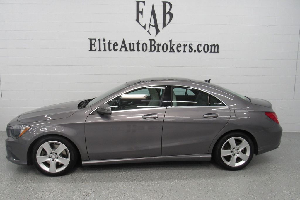 2016 Mercedes-Benz CLA 4dr Sedan CLA 250 4MATIC - 18138092 - 1