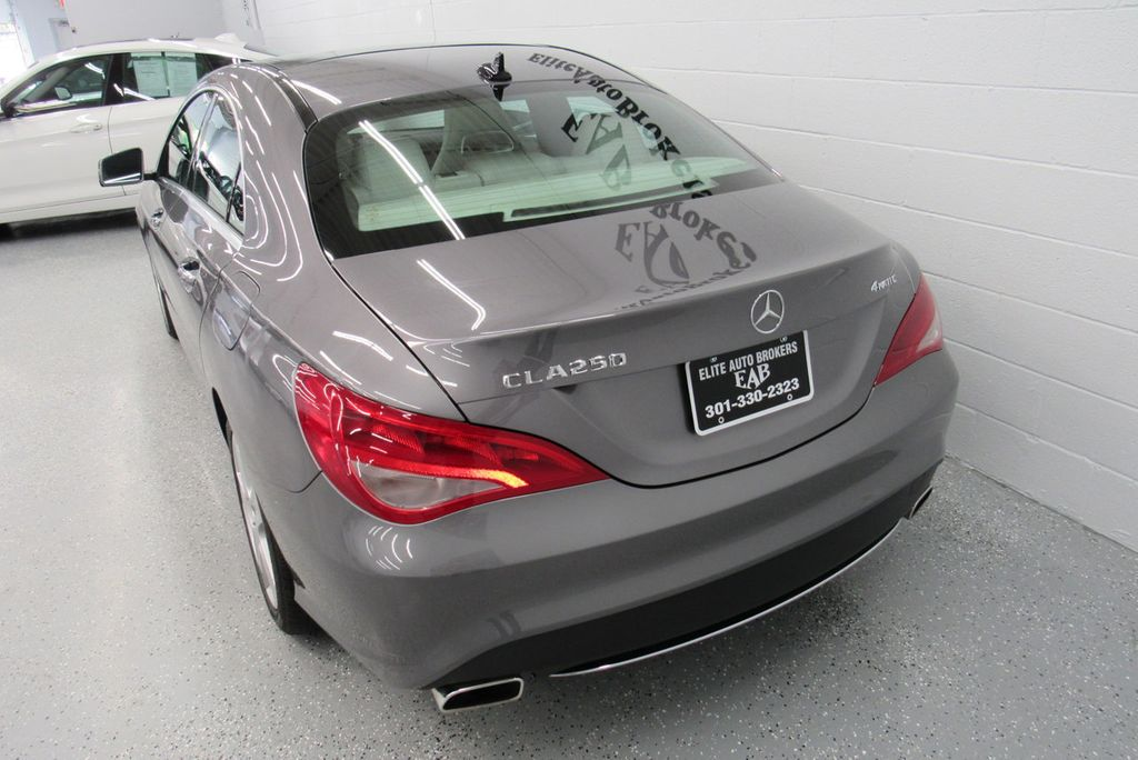 2016 Mercedes-Benz CLA 4dr Sedan CLA 250 4MATIC - 18138092 - 30