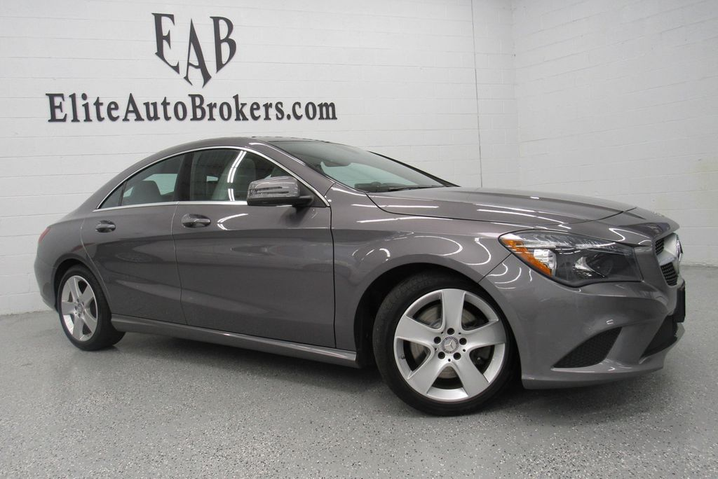 2016 Mercedes-Benz CLA 4dr Sedan CLA 250 4MATIC - 18138092 - 3