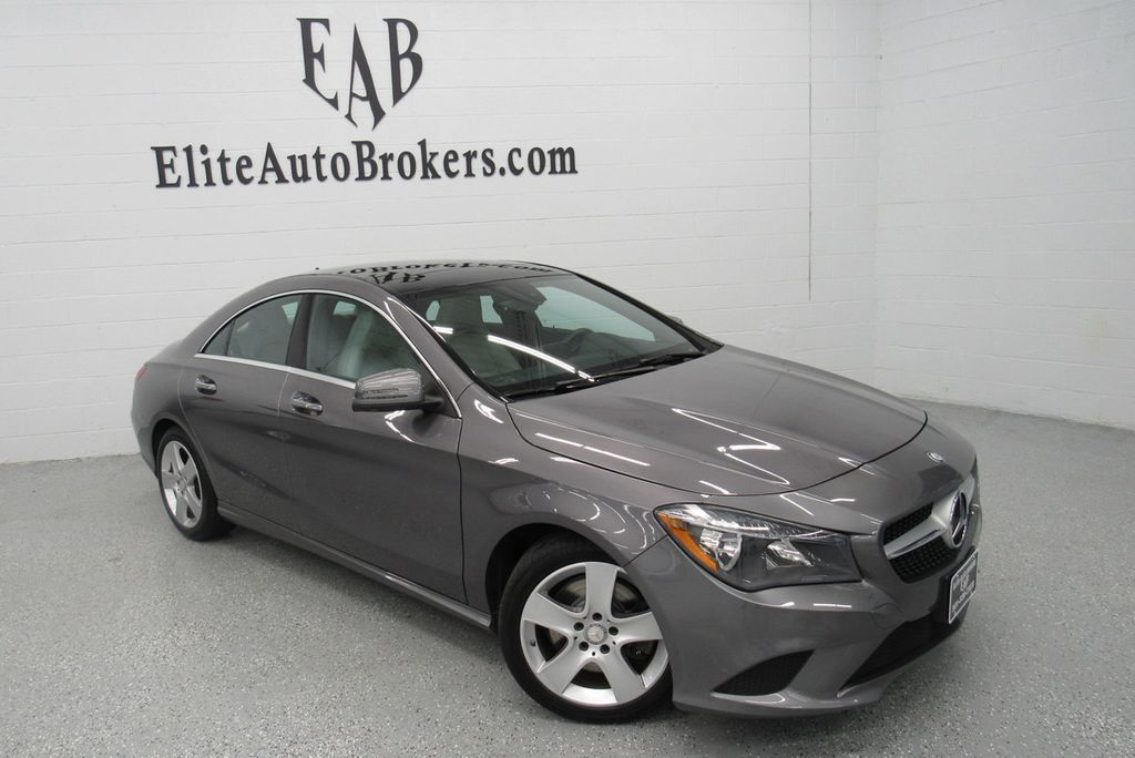 2016 Mercedes-Benz CLA 4dr Sedan CLA 250 4MATIC - 18138092 - 43