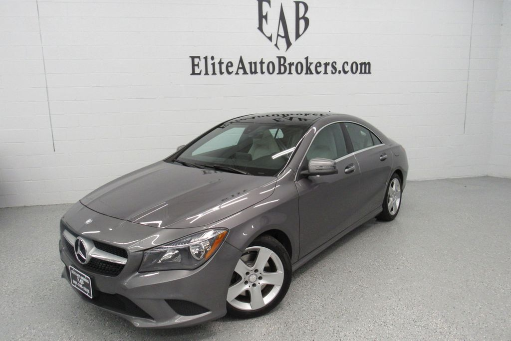 2016 Mercedes-Benz CLA 4dr Sedan CLA 250 4MATIC - 18138092 - 44