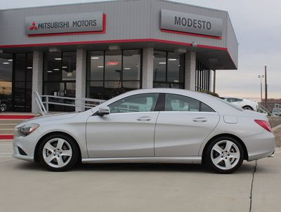 2016 Mercedes-Benz CLA 4dr Sedan CLA 250 4MATIC