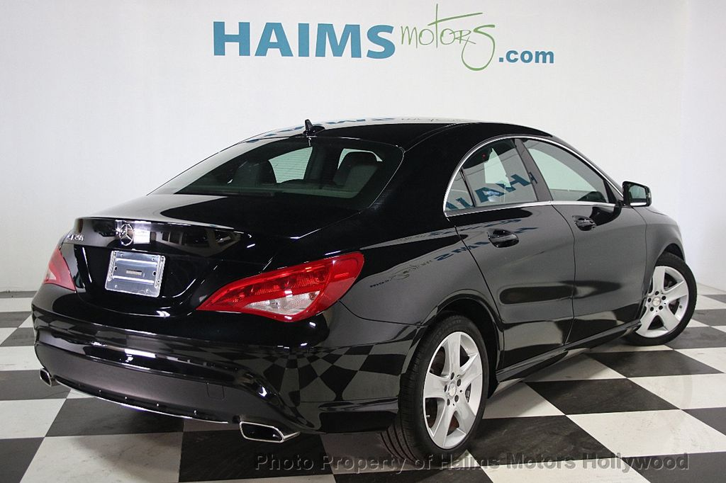 2016 used mercedes benz cla 4dr sedan cla 250 fwd at haims motors hollywood serving fort. Black Bedroom Furniture Sets. Home Design Ideas