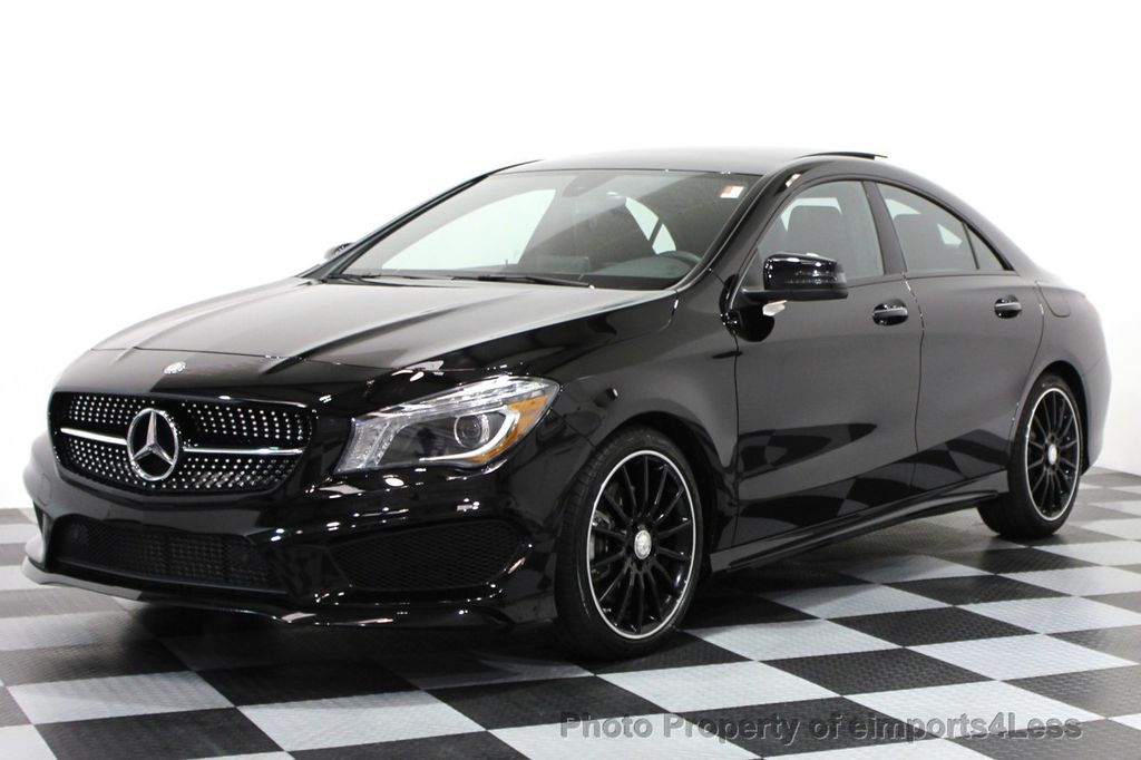 2016 used mercedes benz certified cla250 4matic amg sport awd camera nav at eimports4less. Black Bedroom Furniture Sets. Home Design Ideas