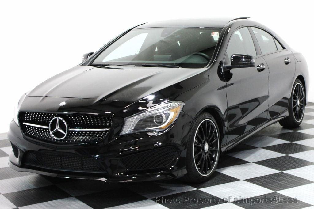2016 Mercedes Benz Cla Certified Cla250 4matic Amg Sport Awd Camera Nav 15827902