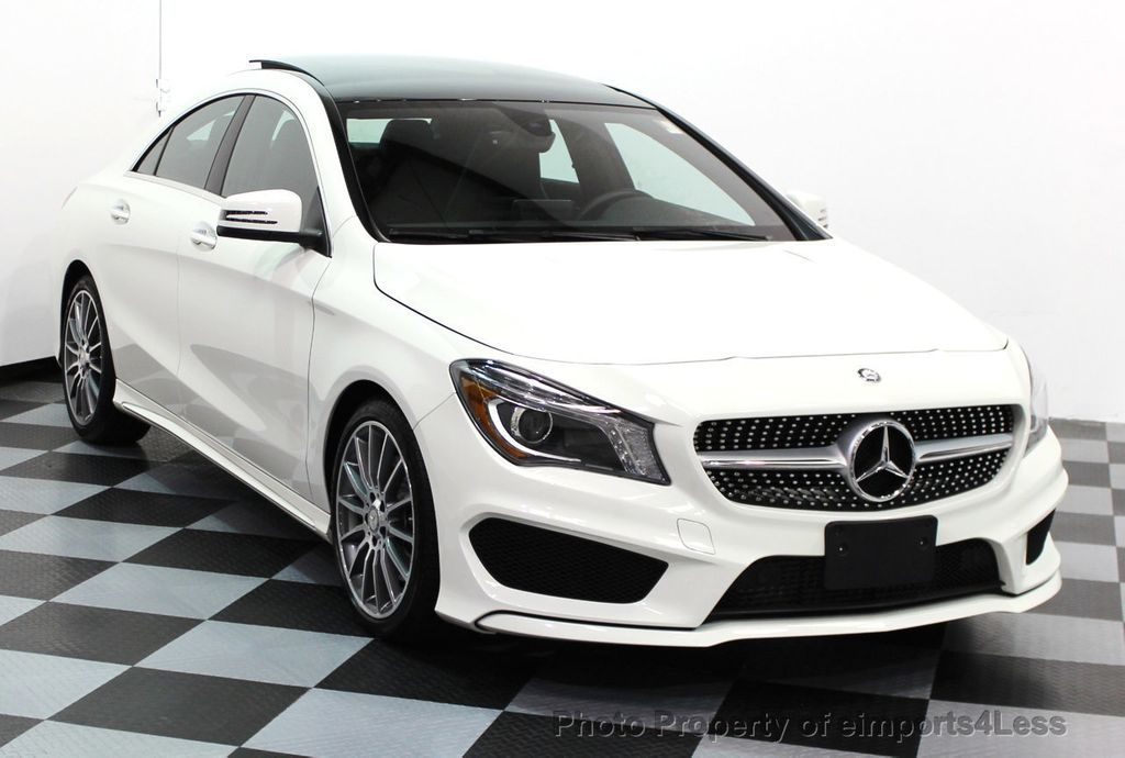 2016 used mercedes benz certified cla250 4matic amg sport for Sporty mercedes benz