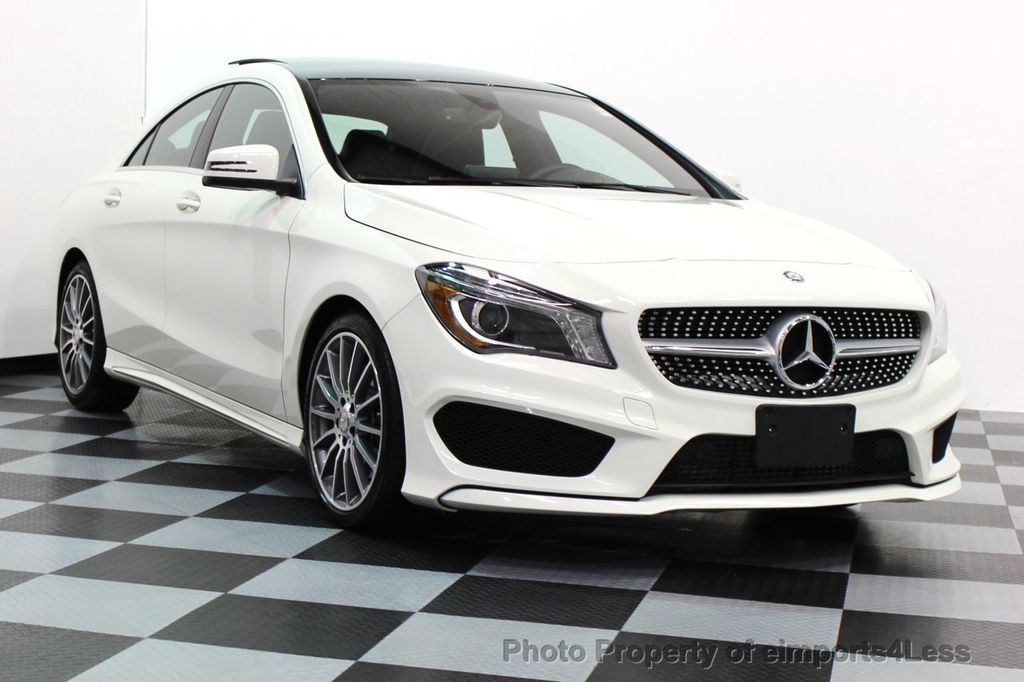 2016 used mercedes benz certified cla250 4matic amg sport for Mercedes benz cpo