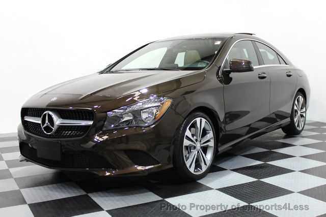 2016 used mercedes benz cla certified cla250 4matic awd camera blis navi at eimports4less. Black Bedroom Furniture Sets. Home Design Ideas