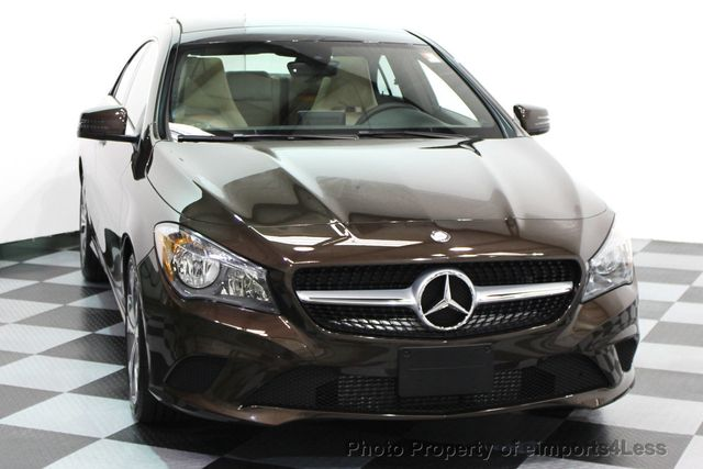 2016 Mercedes-Benz CLA CERTIFIED CLA250 4Matic AWD CAMERA / BLIS / NAVI - 15724831 - 15