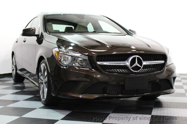 2016 Mercedes-Benz CLA CERTIFIED CLA250 4Matic AWD CAMERA / BLIS / NAVI - 15724831 - 16