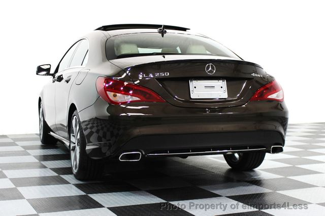 2016 Mercedes-Benz CLA CERTIFIED CLA250 4Matic AWD CAMERA / BLIS / NAVI - 15724831 - 18