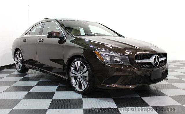 2016 Mercedes-Benz CLA CERTIFIED CLA250 4Matic AWD CAMERA / BLIS / NAVI - 15724831 - 1