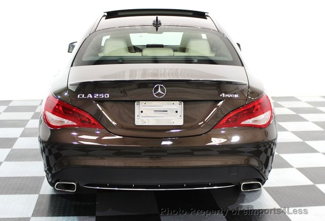 2016 Mercedes-Benz CLA CERTIFIED CLA250 4Matic AWD CAMERA / BLIS / NAVI - 15724831 - 19