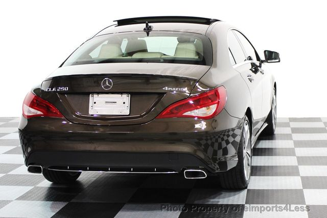 2016 Mercedes-Benz CLA CERTIFIED CLA250 4Matic AWD CAMERA / BLIS / NAVI - 15724831 - 21
