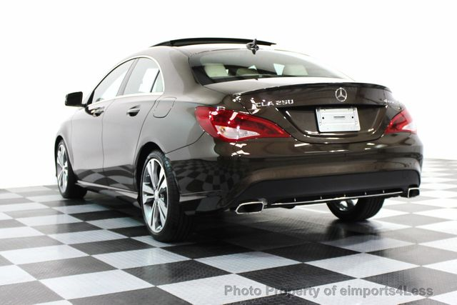 2016 Mercedes-Benz CLA CERTIFIED CLA250 4Matic AWD CAMERA / BLIS / NAVI - 15724831 - 26