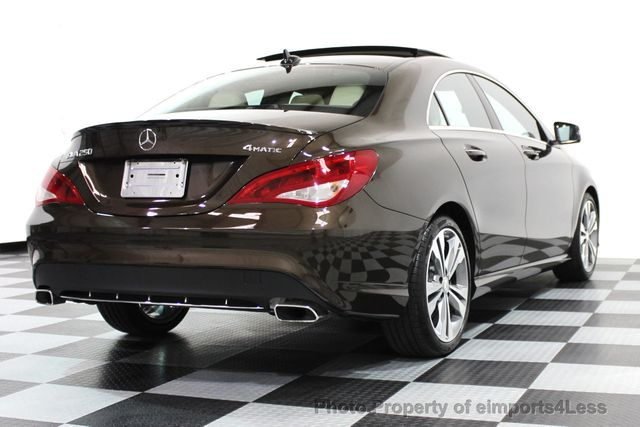 2016 Mercedes-Benz CLA CERTIFIED CLA250 4Matic AWD CAMERA / BLIS / NAVI - 15724831 - 28