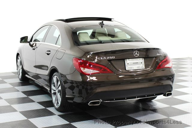 2016 Mercedes-Benz CLA CERTIFIED CLA250 4Matic AWD CAMERA / BLIS / NAVI - 15724831 - 2