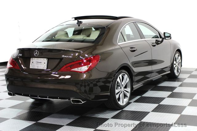 2016 Mercedes-Benz CLA CERTIFIED CLA250 4Matic AWD CAMERA / BLIS / NAVI - 15724831 - 29