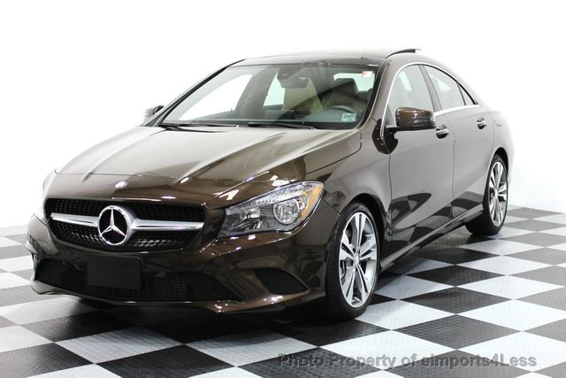 2016 Mercedes-Benz CLA CERTIFIED CLA250 4Matic AWD CAMERA / BLIS / NAVI - 15724831 - 48