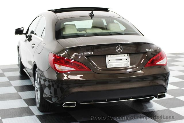 2016 Mercedes-Benz CLA CERTIFIED CLA250 4Matic AWD CAMERA / BLIS / NAVI - 15724831 - 49