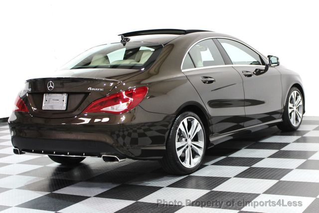2016 Mercedes-Benz CLA CERTIFIED CLA250 4Matic AWD CAMERA / BLIS / NAVI - 15724831 - 50