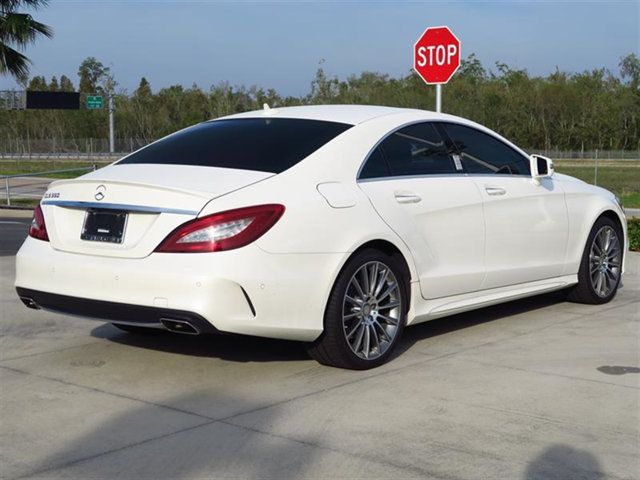 2016 Mercedes Benz Cls 4dr Sedan 550 Rwd Wddlj7db9ga169166 3