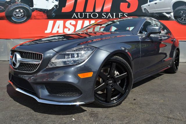 2016 Used Mercedes Benz Cls Mercedes Benz Cls400 Twin Turbo 20 Niche Wheels Toyo Tires At Jim S Auto Sales Serving Harbor City Ca Iid 18786850