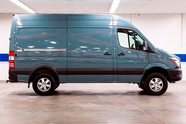 4X4 Van For Sale >> 2016 Used Mercedes Benz Custom Camper Van Custom Camper Build 4x4 At