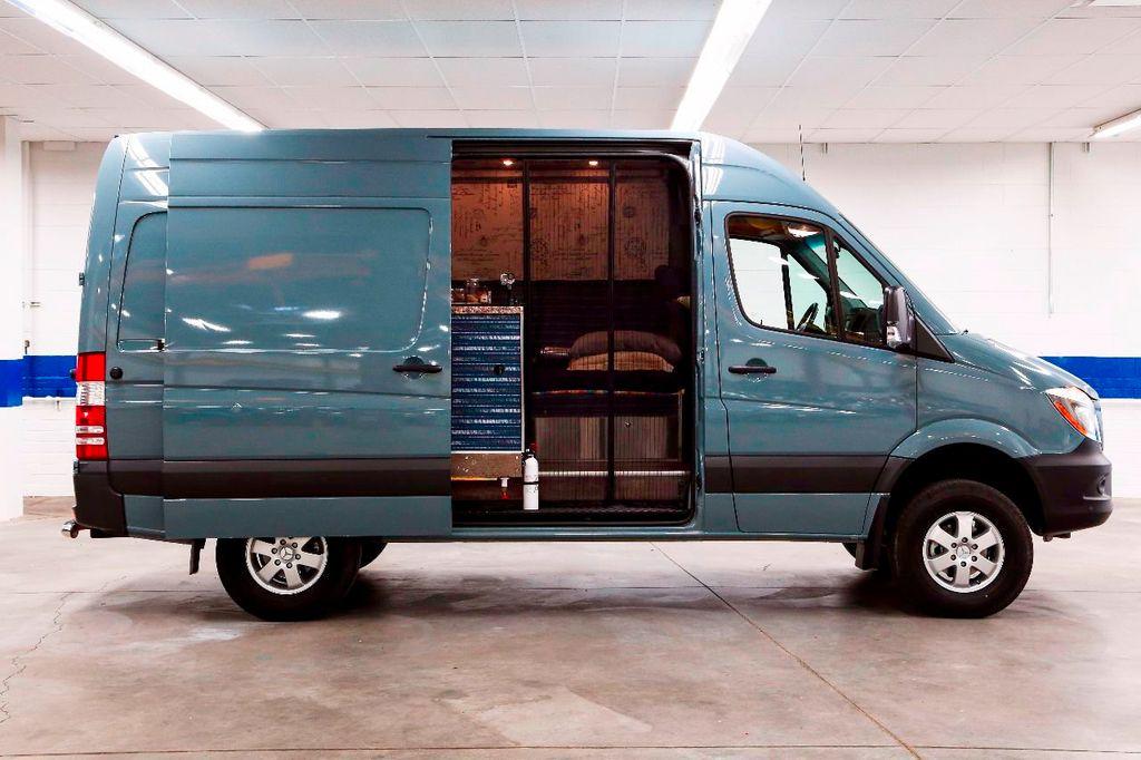 2016 Camper Van >> 2016 Used Mercedes Benz Custom Camper Van Custom Camper Build 4x4 At