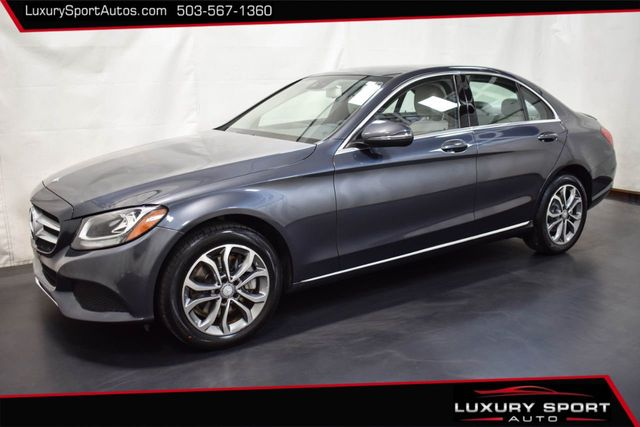 2016 Used Mercedes-Benz C-Class 4dr Sedan C 300 4MATIC at Luxury Sport  Autos Serving Tigard & Portland, OR, IID 19236710