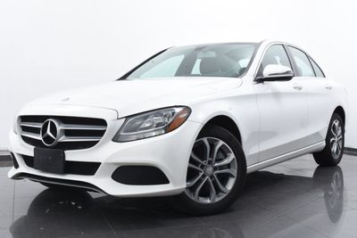 2016 Mercedes-Benz C-Class 4dr Sedan C 300 4MATIC - Click to see full-size photo viewer