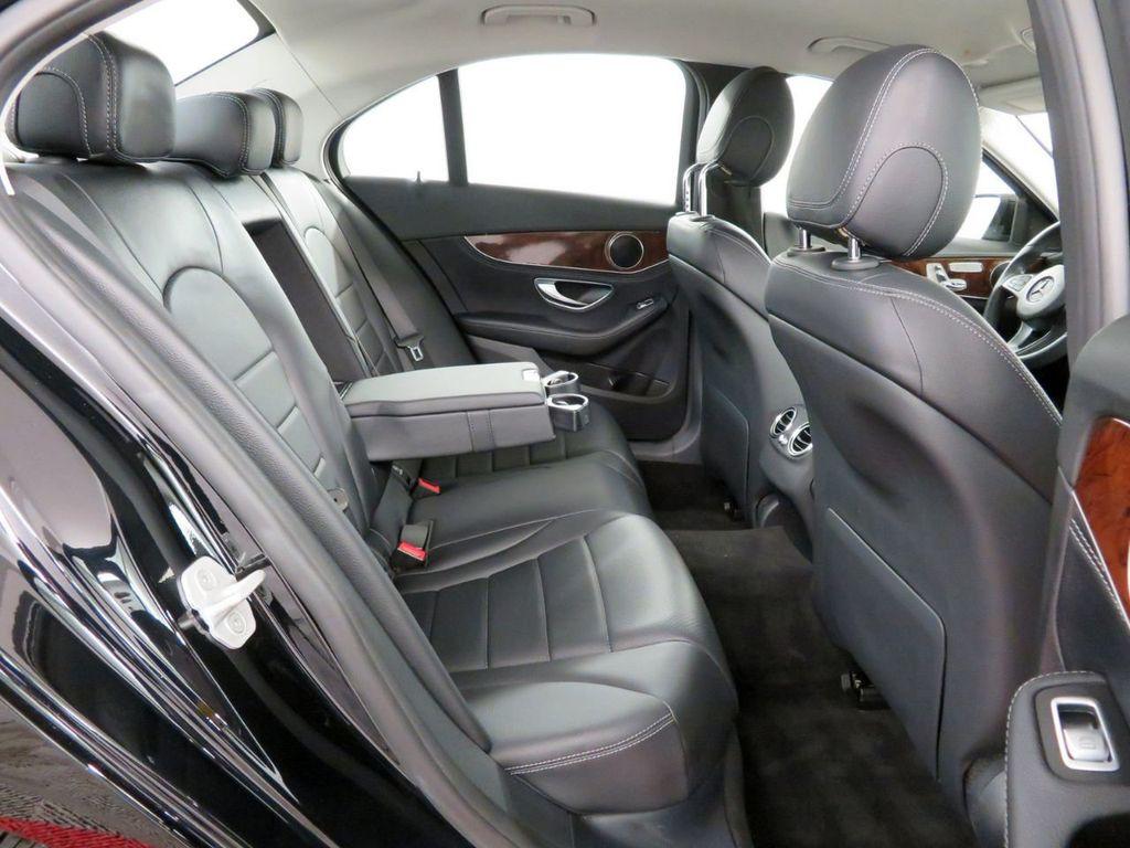 2016 Mercedes-Benz C-Class 4dr Sedan C 300 4MATIC - 18390461 - 9