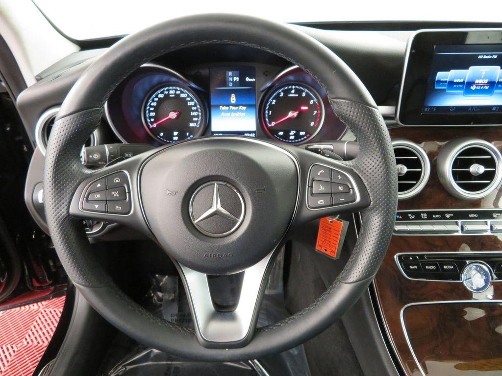 2016 Mercedes-Benz C-Class 4dr Sedan C 300 4MATIC - 18390461 - 17