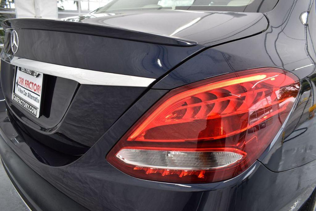 2016 Mercedes-Benz C-Class 4dr Sedan C 300 RWD - 18359550 - 1