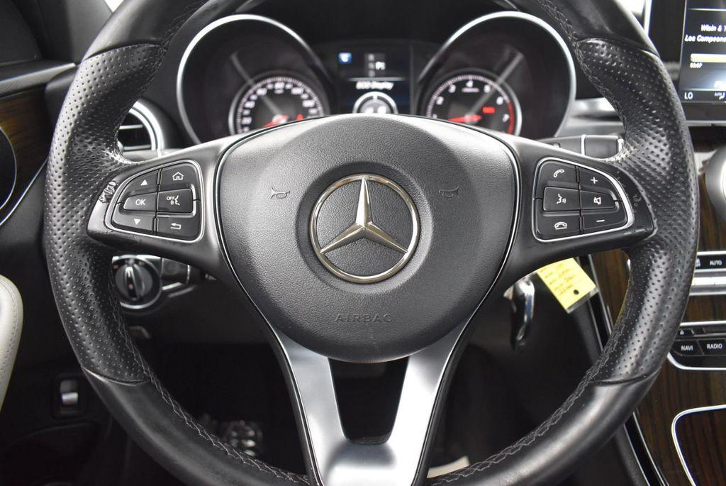 2016 Mercedes-Benz C-Class 4dr Sedan C 300 RWD - 18387268 - 17