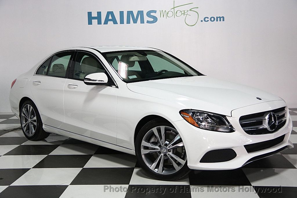 2016 used mercedes benz c class 4dr sedan c300 rwd at for Mercedes benz c300 used