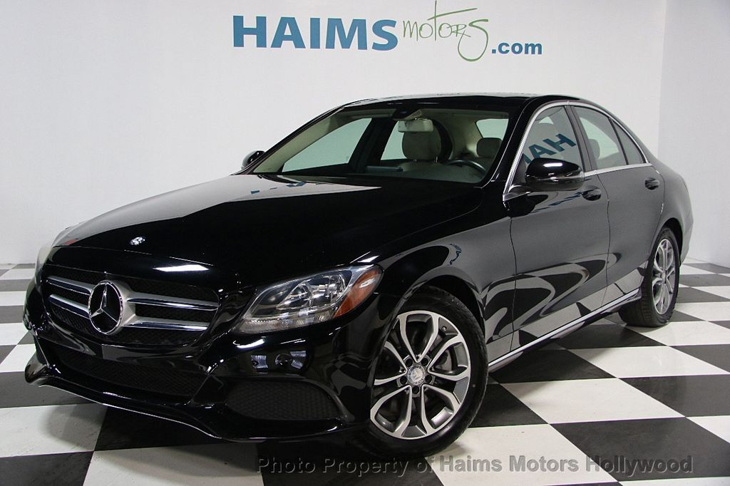 2016 Mercedes-Benz C-Class 4dr Sedan C 300 RWD - 16378396 - 0