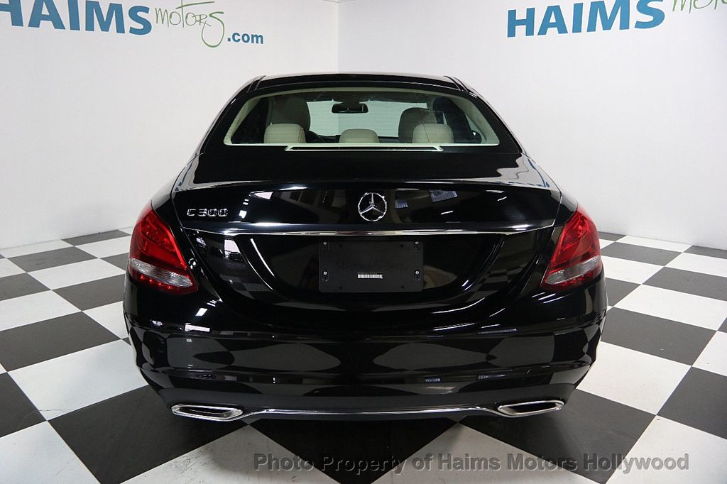 2016 Mercedes-Benz C-Class 4dr Sedan C 300 RWD - 16378396 - 4
