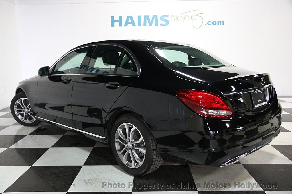 2016 used mercedes benz c class 4dr sedan c 300 rwd at haims motors hollywood serving fort. Black Bedroom Furniture Sets. Home Design Ideas
