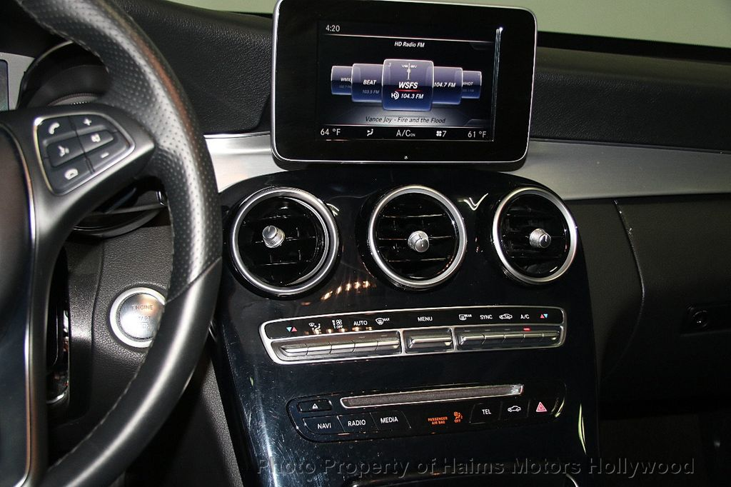 2016 Mercedes-Benz C-Class 4dr Sedan C 300 RWD - 17165156 - 19