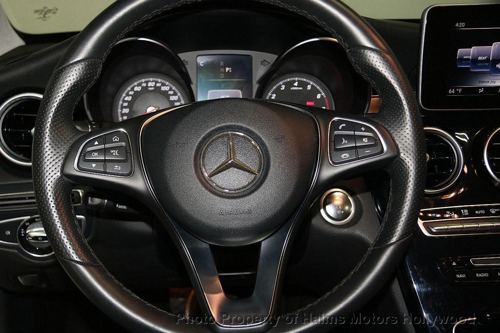 2016 Mercedes-Benz C-Class 4dr Sedan C 300 RWD - 17165156 - 27